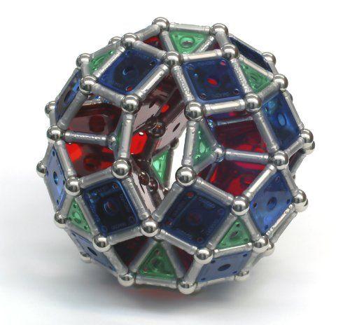 Geomag - Pro Panels 222 piezas, juego de construcción (895): Amazon.es: Juguetes y juegos