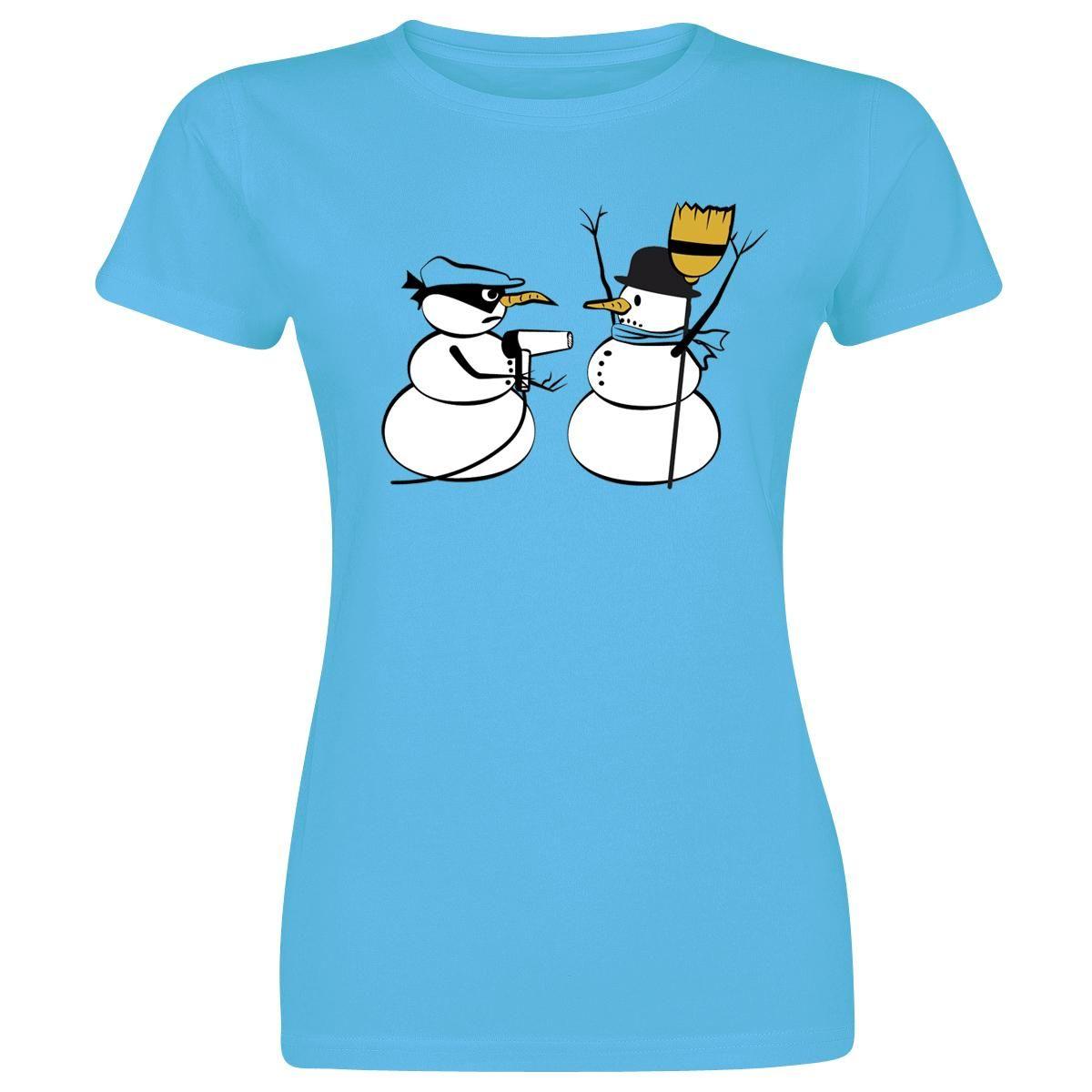 Naisten T-paita (Naisten T-paita) - Hands up!
