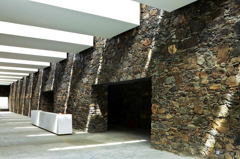 standardarchitecture: namchabawa visitor center