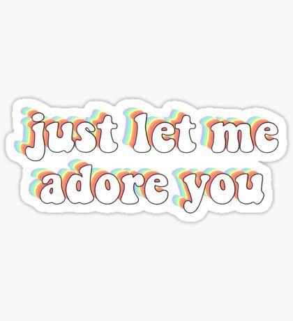 'Golden Lyrics Harry Styles Fine Line' Sticker by ange11y