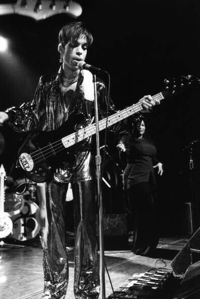 ■Badass Bass guitar love ♡ Prince