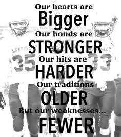 Image result for high school football senior quotes