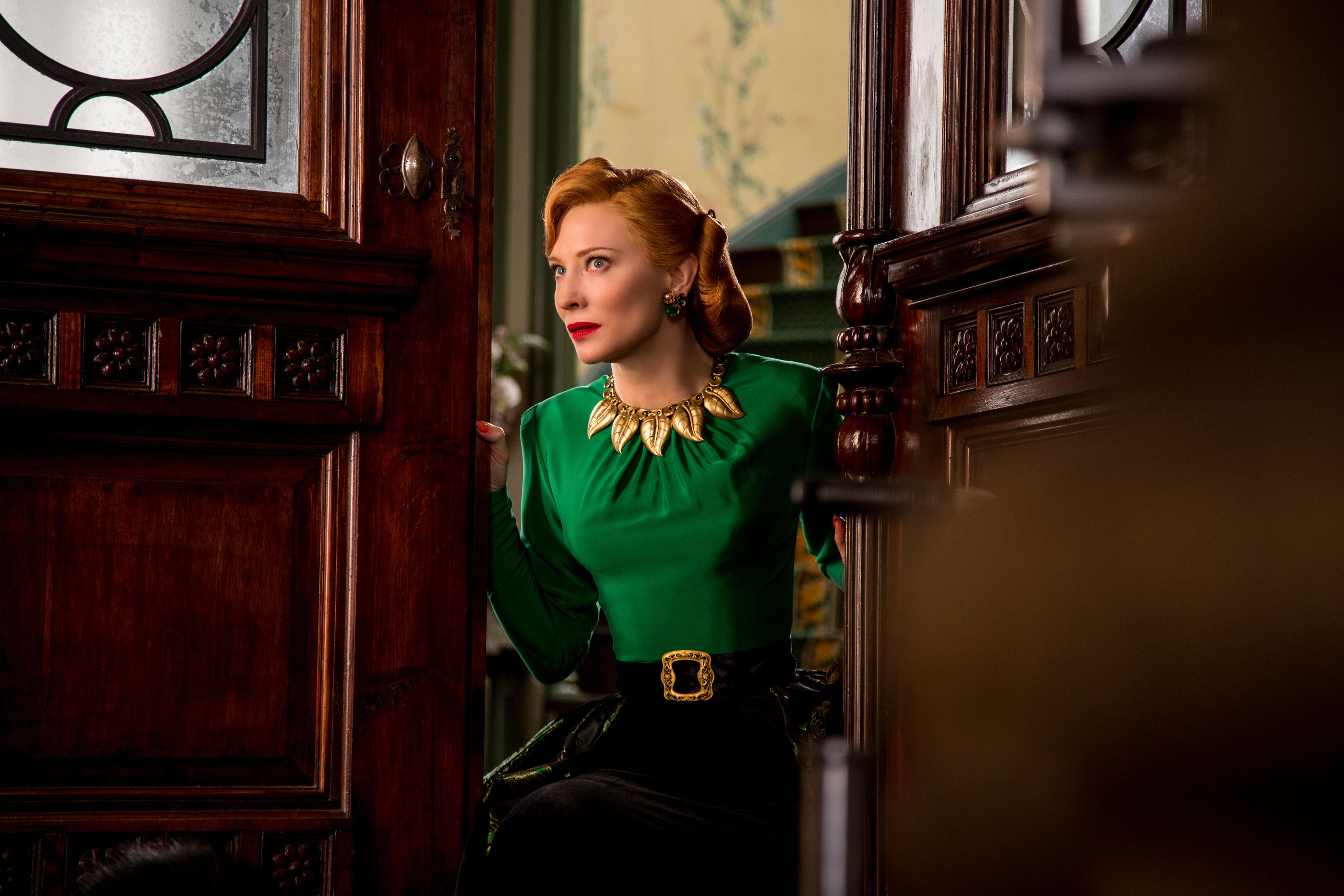 Cate Blanchett - Lady Tremaine - Cinderella 2015 ...