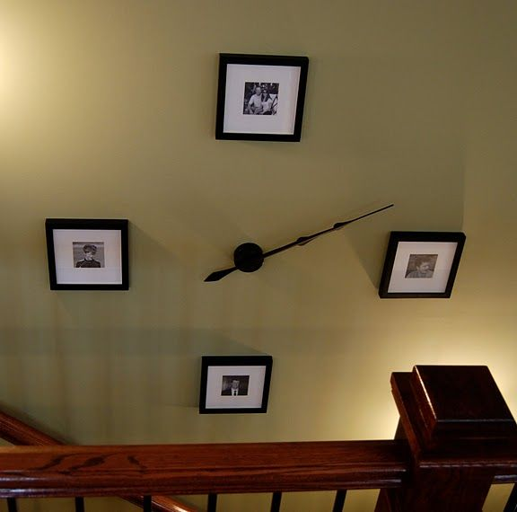 Best 25 Picture Wall Clocks Ideas On Pinterest Wall