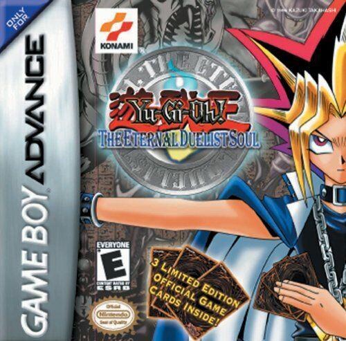 Yu Gi Oh The Eternal Duelist Soul Nintendo Game Boy Advance