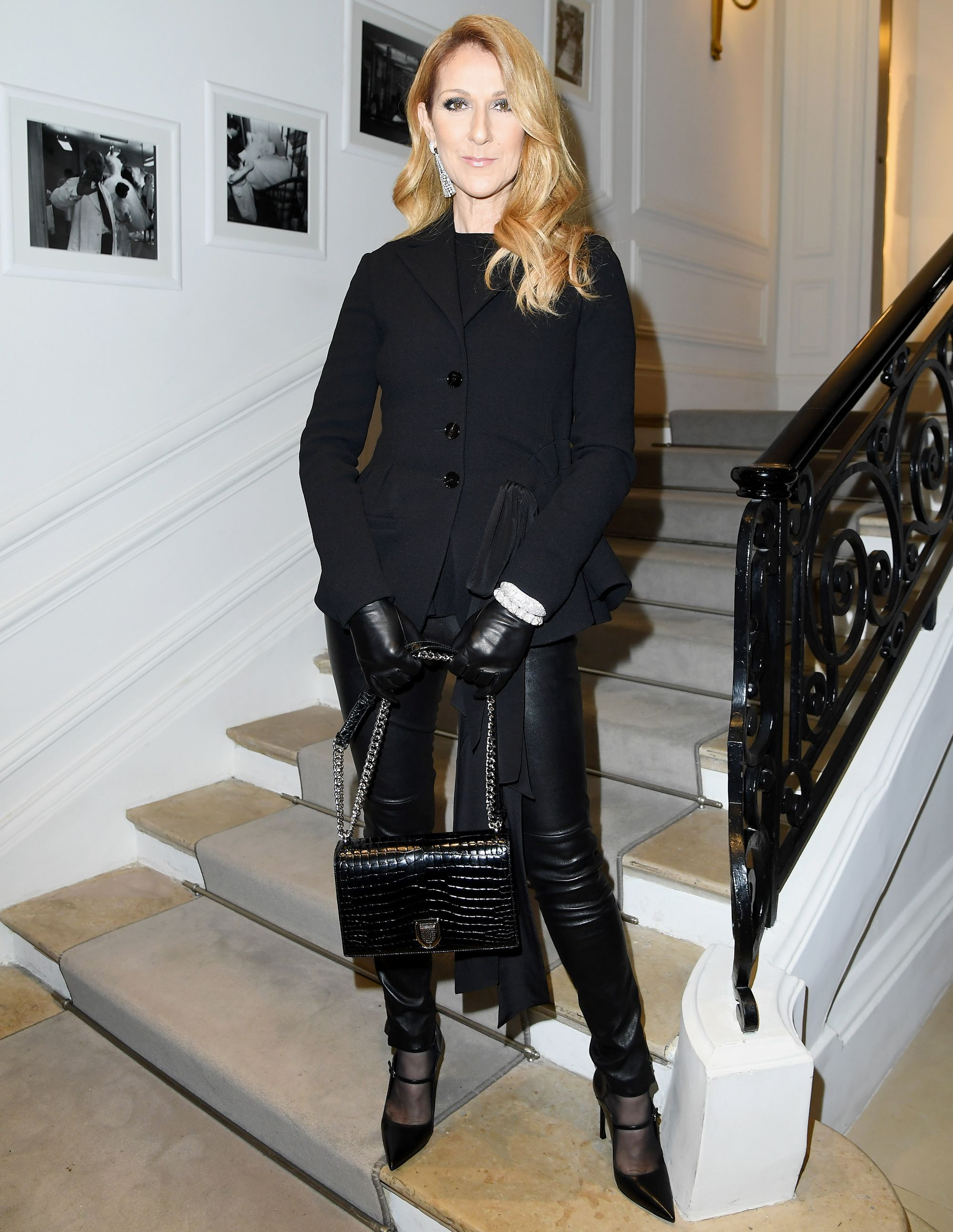 ecc626da101d Take a look at major summer style moments that have defined Celine Dion s  new look.