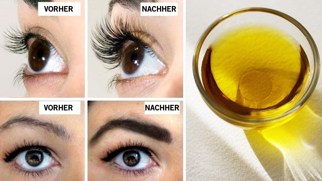 So Werden Deine Augenbrauen Und Wimpern Innerhalb