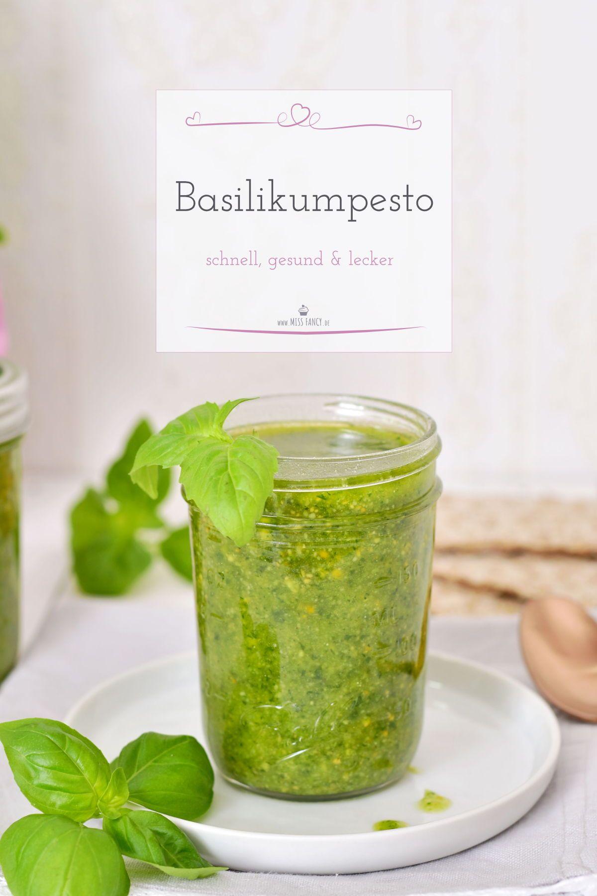 Dieses Basilikumpesto Ist Eines Meiner Liebsten Rezepte Fur Pasta Wie Du Dieses Pesto Ganz Einfach Nachmachen Kannst Er Basilikumpesto Basilikum Pesto Pesto