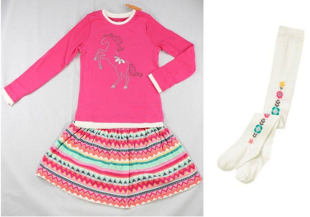 beb977b97c NWT gymboree UNICORN HORSEi girls size 7 top skort tights outfits  fashion   clothing  shoes  accessories  kidsclothingshoesaccs  girlsclothingsizes4up  (ebay ...