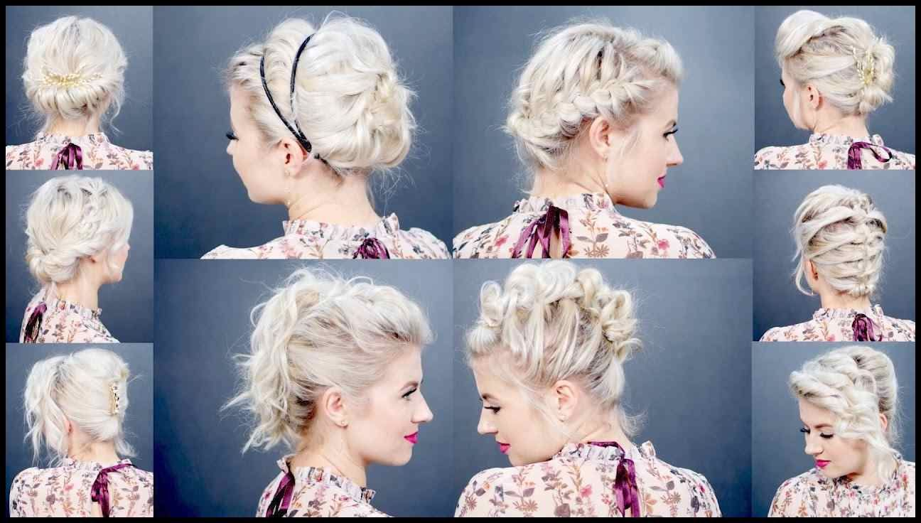 Easy Hair Tools For Short Hairstyles Tutorial Milabu Youtube Short Hair Tutorial Short Hair Styles Easy Hairstyles
