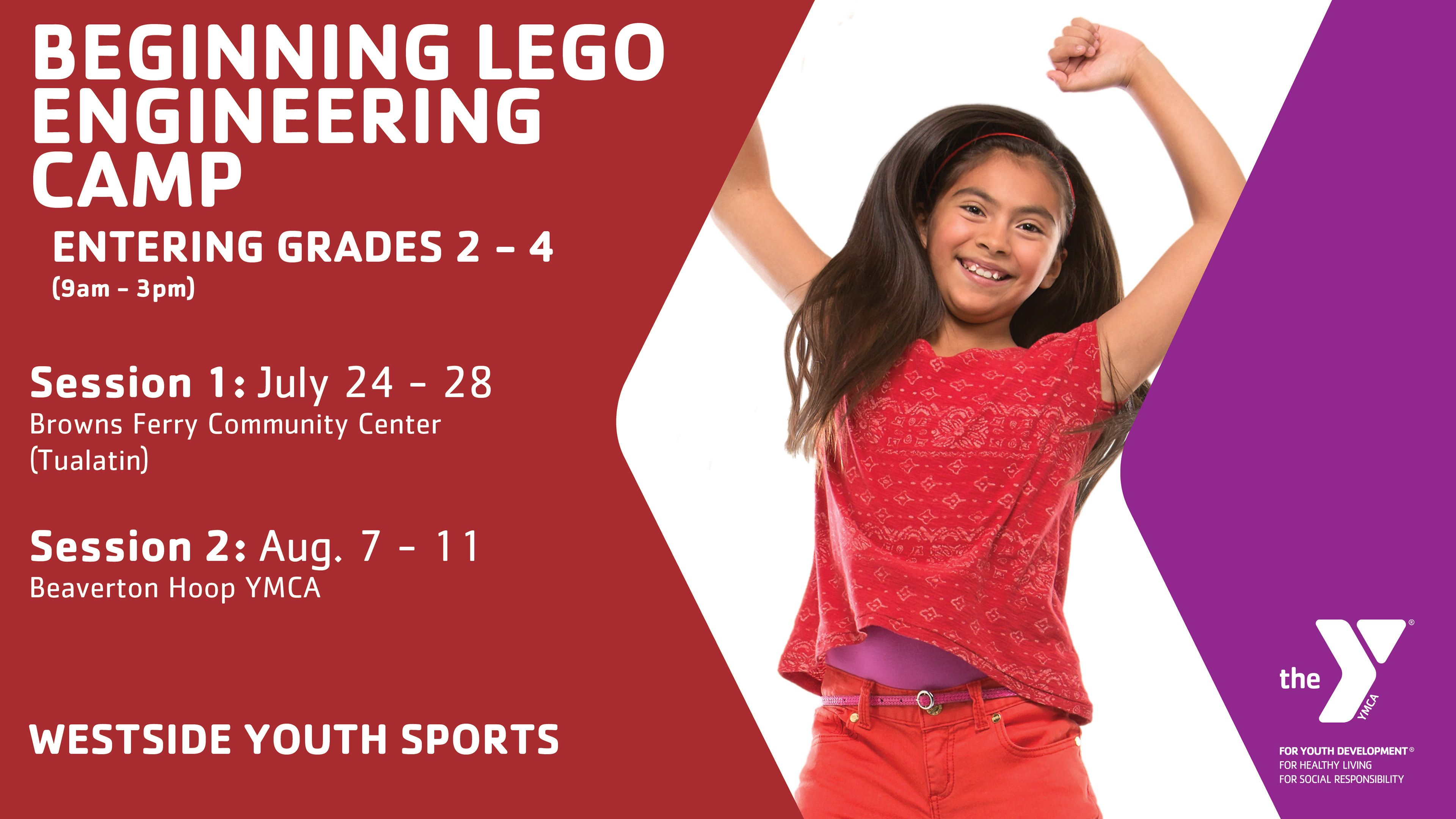 2017 Ymca Of Columbia Willamette Beaverton Hoop Ymca Offers A Variety Of Sports And Enrichments Camps Through The Westside Marketing Program Youth Programs Marketing