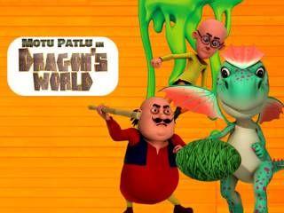 Nickelodeon India To Premiere New Movie Motu Patlu In Dragon World