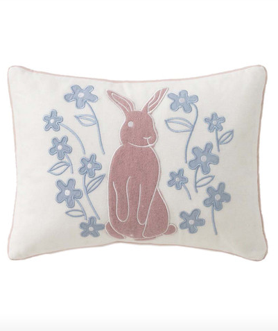 Bunny Pillow For Nursery Sweet Dreams With Images Dwell Studio