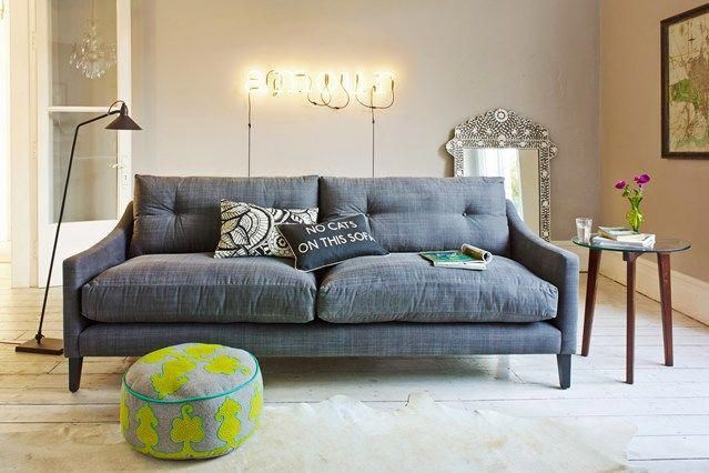 Funky Feminine Living Room Furniture Designs Decorating Ideas Houseandgarden Co