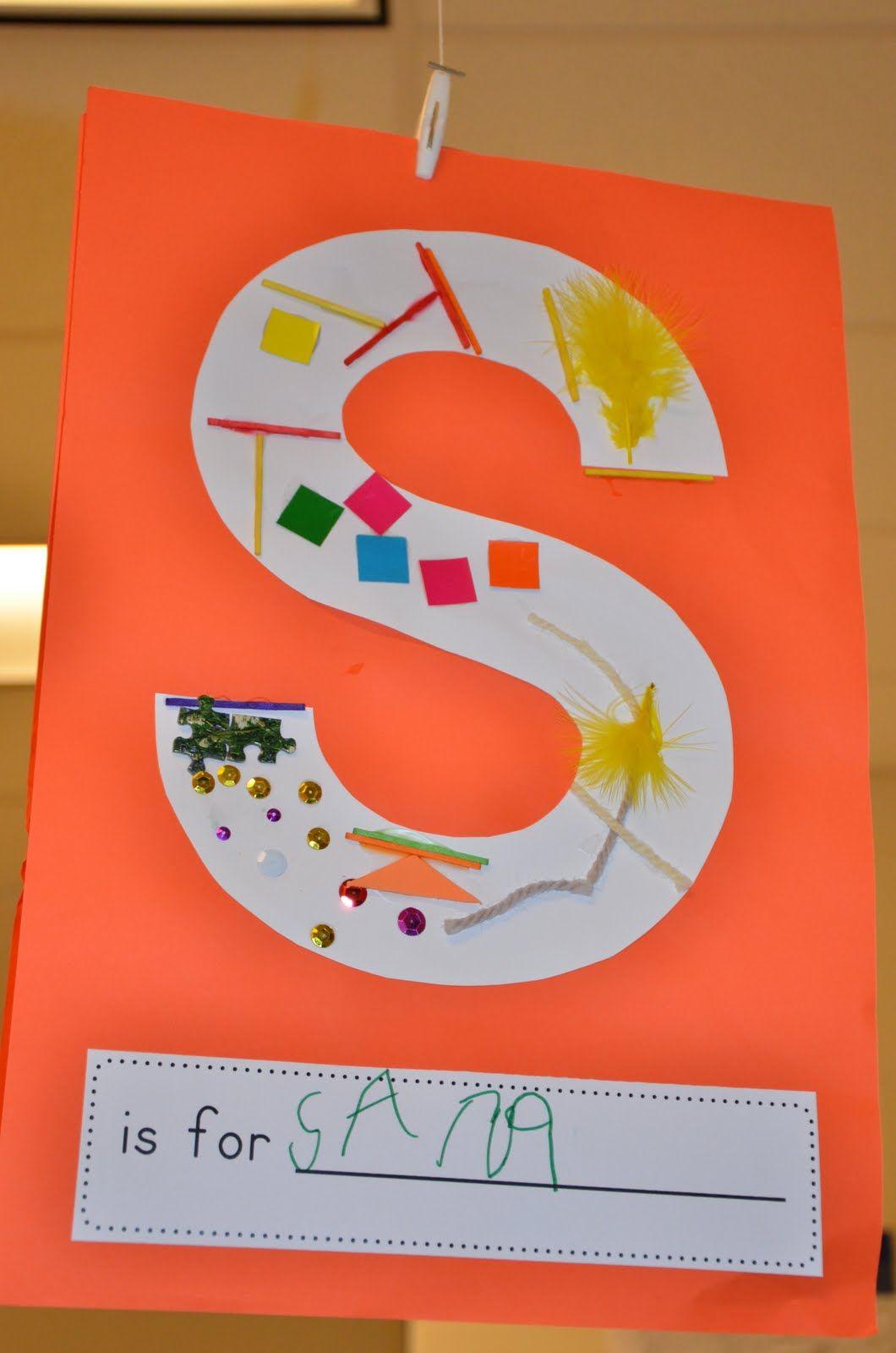 Alphabet Under Construction Letters