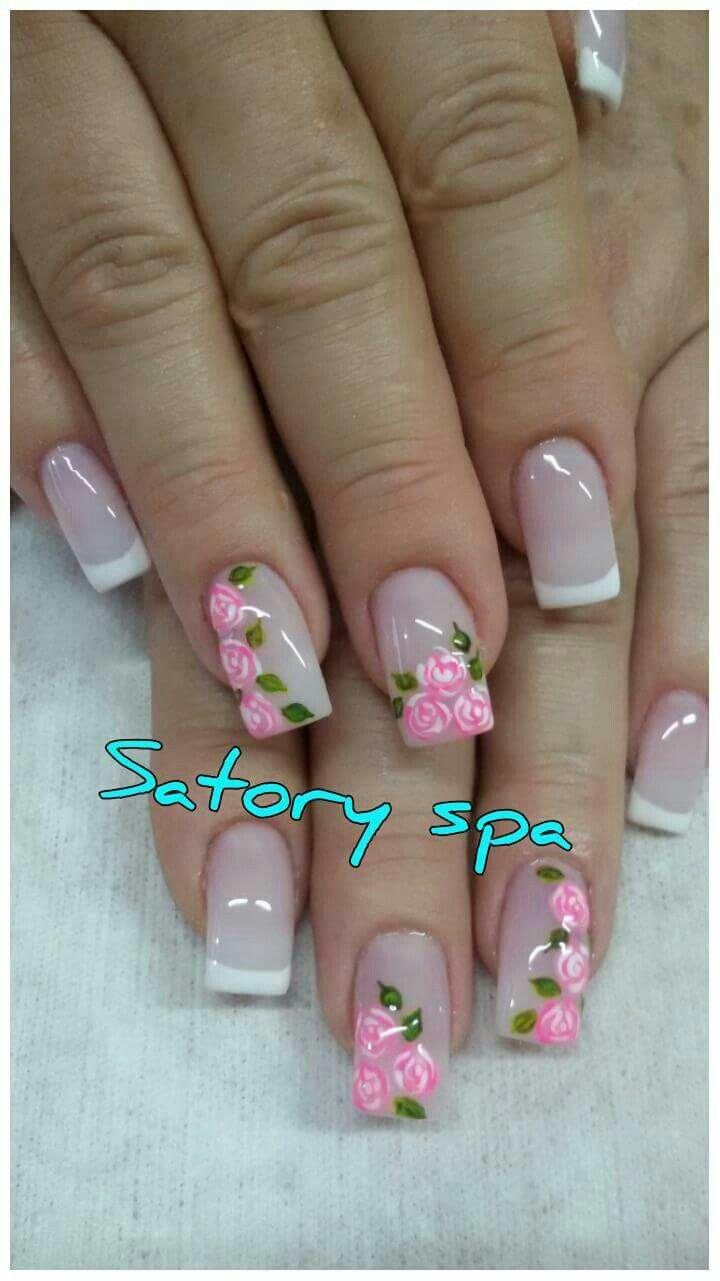 Pin de pamela barrionuevo en manicuras nail designs - Disenos de unas pintadas ...