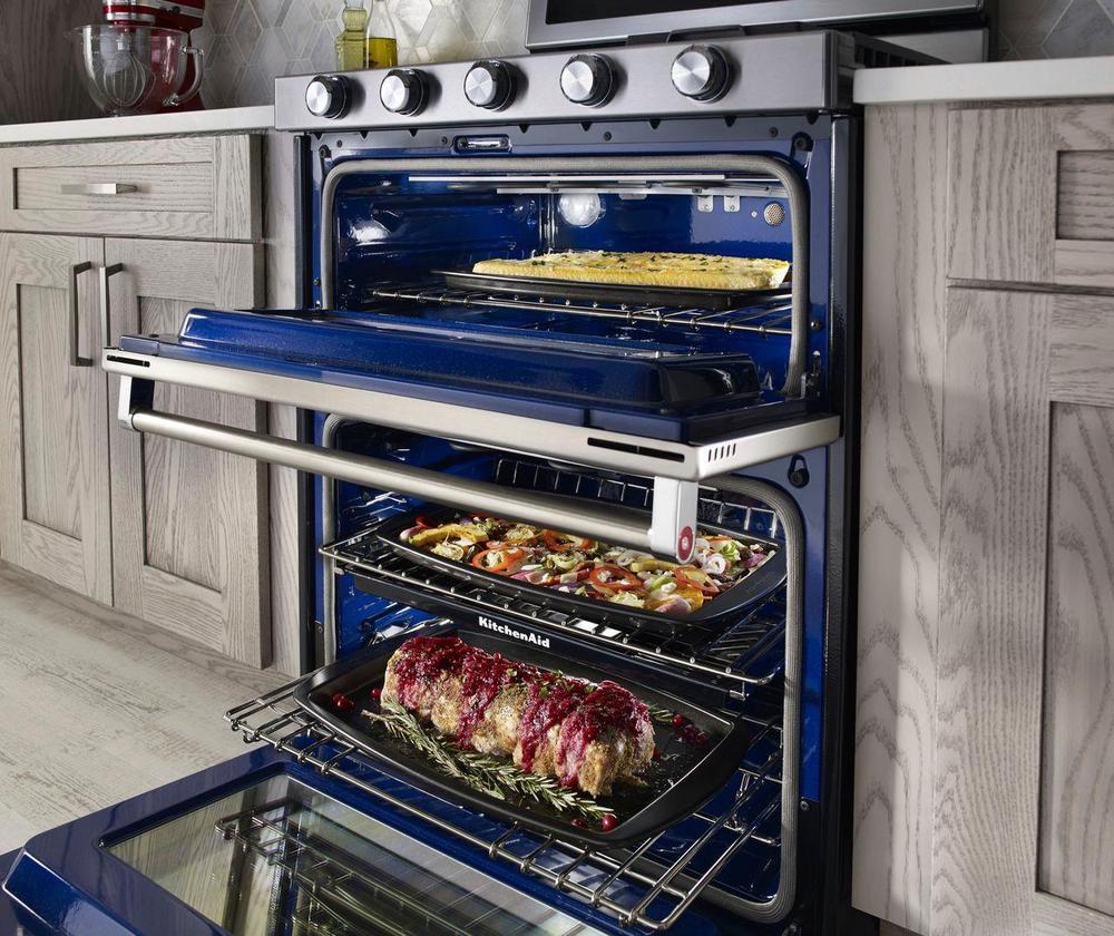 Kitchenaid 60 cu ft selfcleaning freestanding
