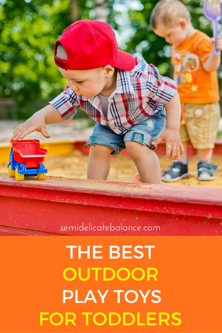 Lovely The Best Outdoor Play Toys For Toddlers
