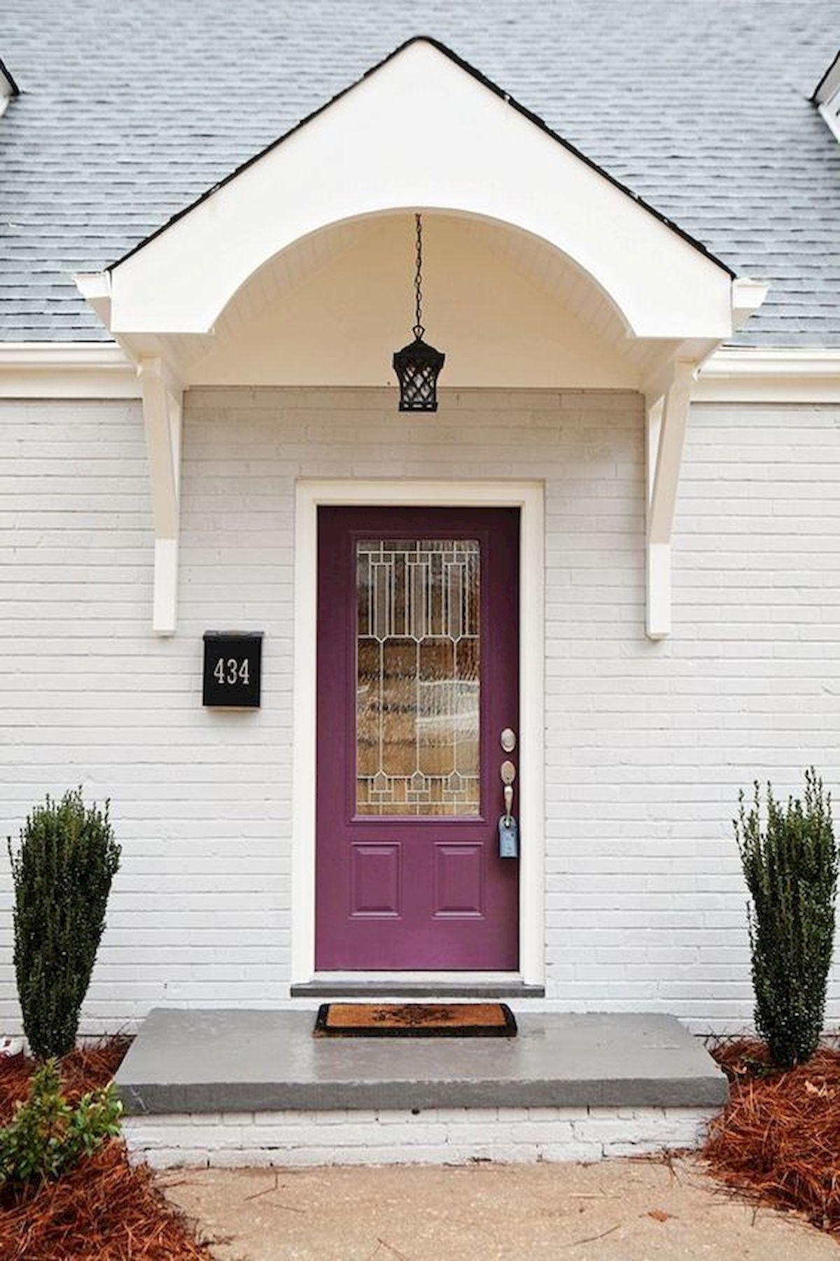 70 Best Modern Farmhouse Front Door