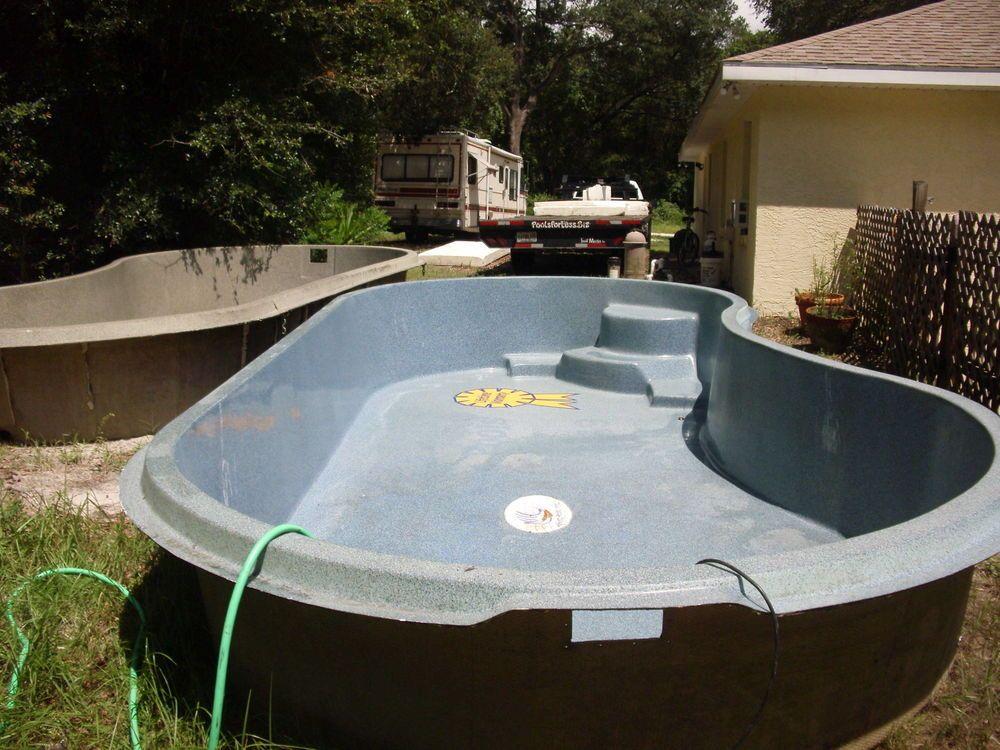 234 best Fiberglass Swimming Pools images on Pinterest Fiberglass