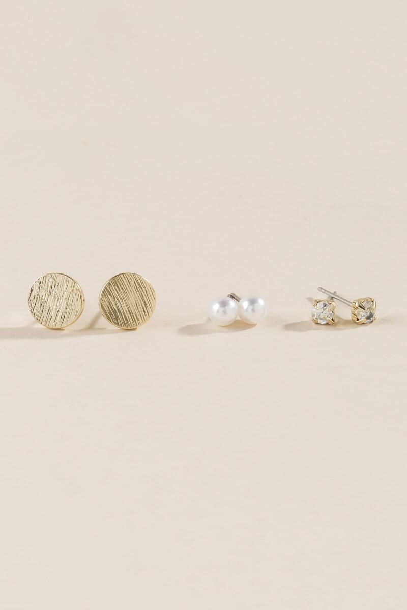 delicate yellow for zirconia cubic p girls il solid small gift earrings studs stud fullxfull kids gold