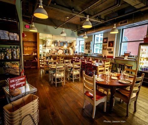 Talula S Daily Philadelphia Washington Square West Restaurant Menus And Reviews