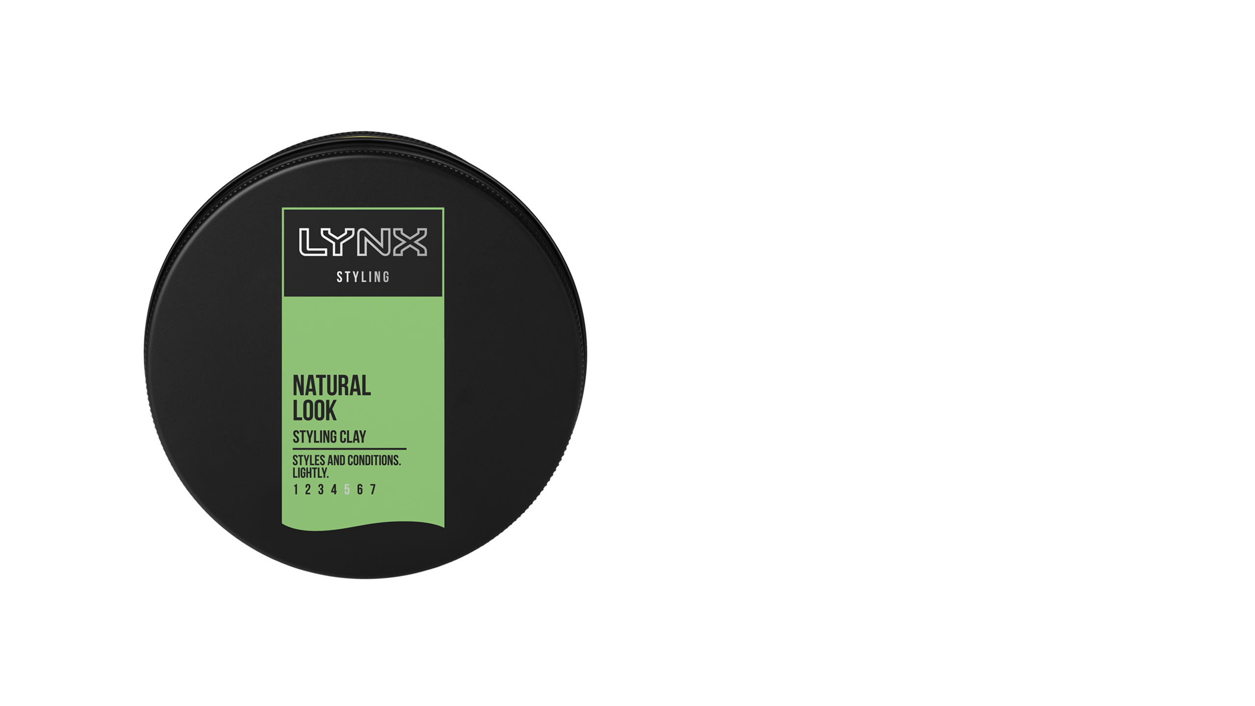 Lynx Natural Styling Clay Styling Lynx Clay Hair And Beard Styles Natural Looks