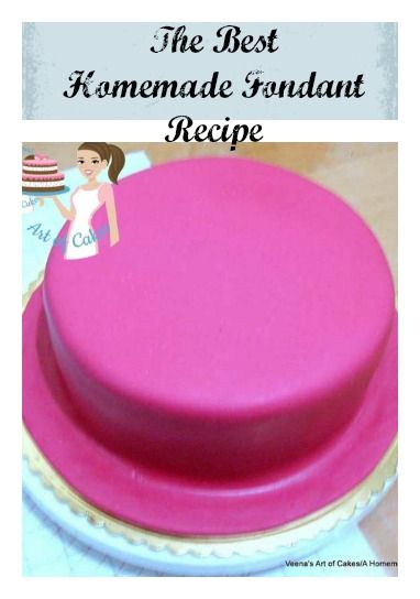 If you looking for the best homemade fondant recipe, try this. Soft, elastic, works great in humid conditions. Unlike store bought this taste delicious too.
