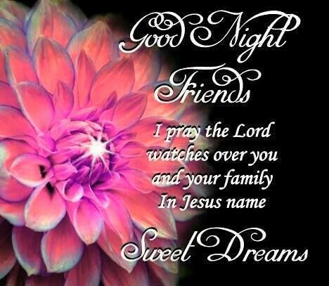 Good night and God bless you all  | SIR SMITH | Night quotes