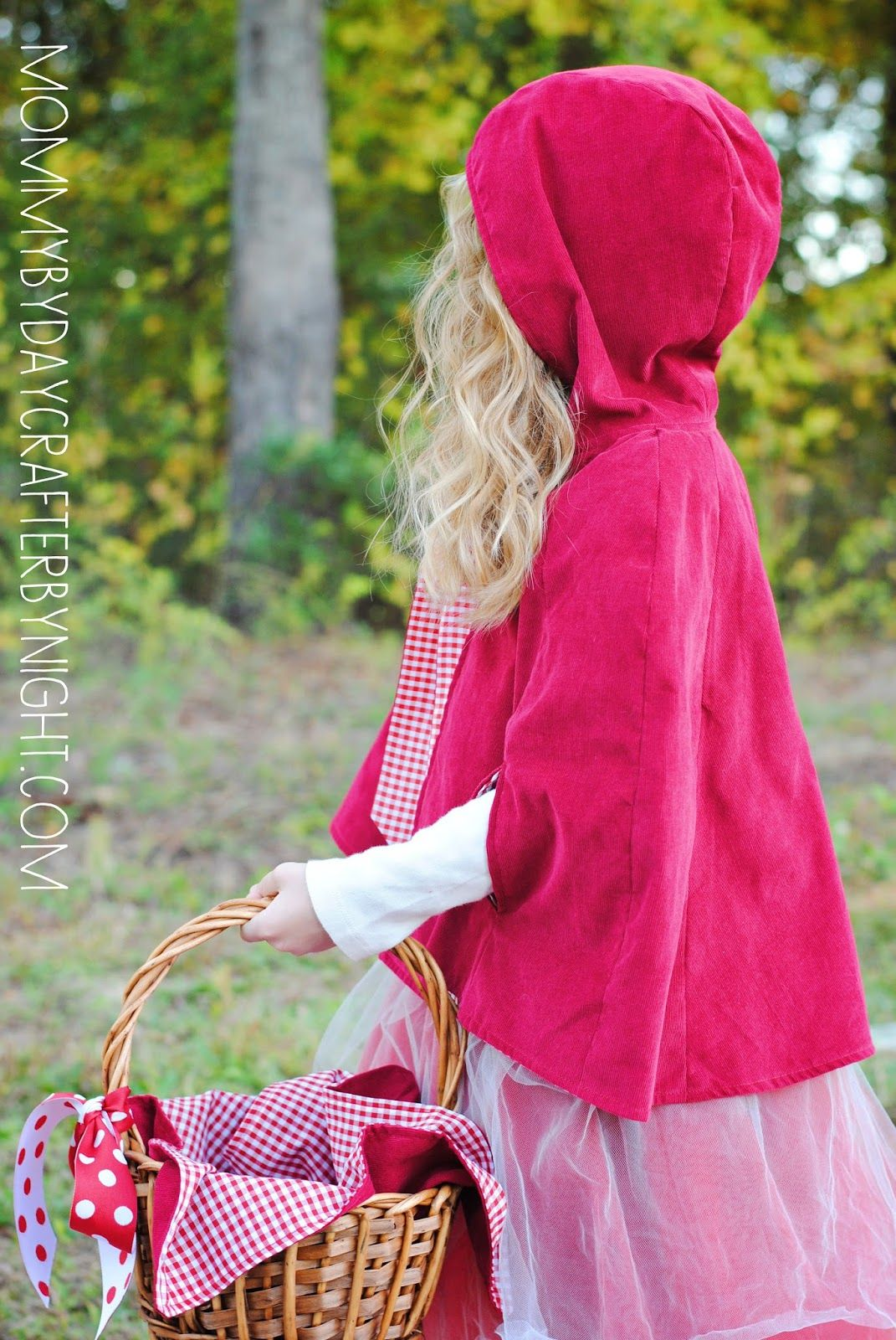 Mommy by day Crafter by night: Little Red Riding Hood Costume ...