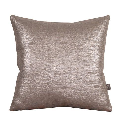 Glam Pewter Square Pillow Pewter Squares And Pillows Impressive 16 Inch Square Pillow Insert
