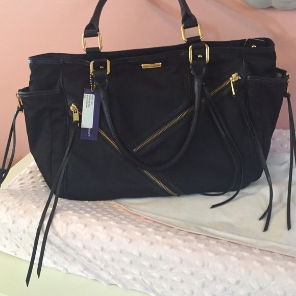 Rebecca minkoff Brand new diaper bag comes with changing pad and long strap trade value 475 Rebecca Minkoff Bags