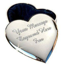 #JustGiftForHer. #Valentine. Trinket Jewellery Box
