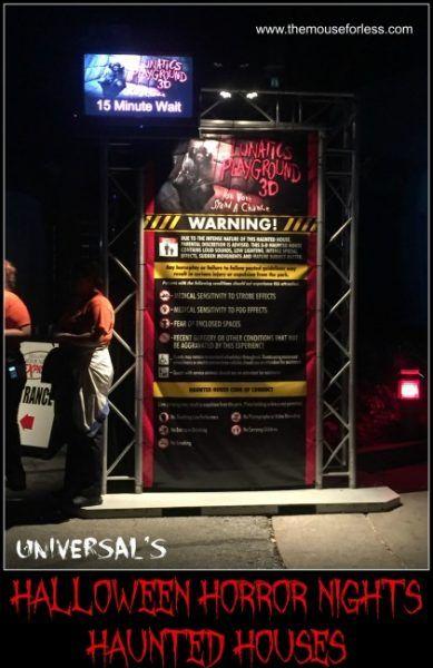 Universal Studios Halloween Horror Nights 2019 Theme.Halloween Horror Nights At Universal Orlando Resort Universal