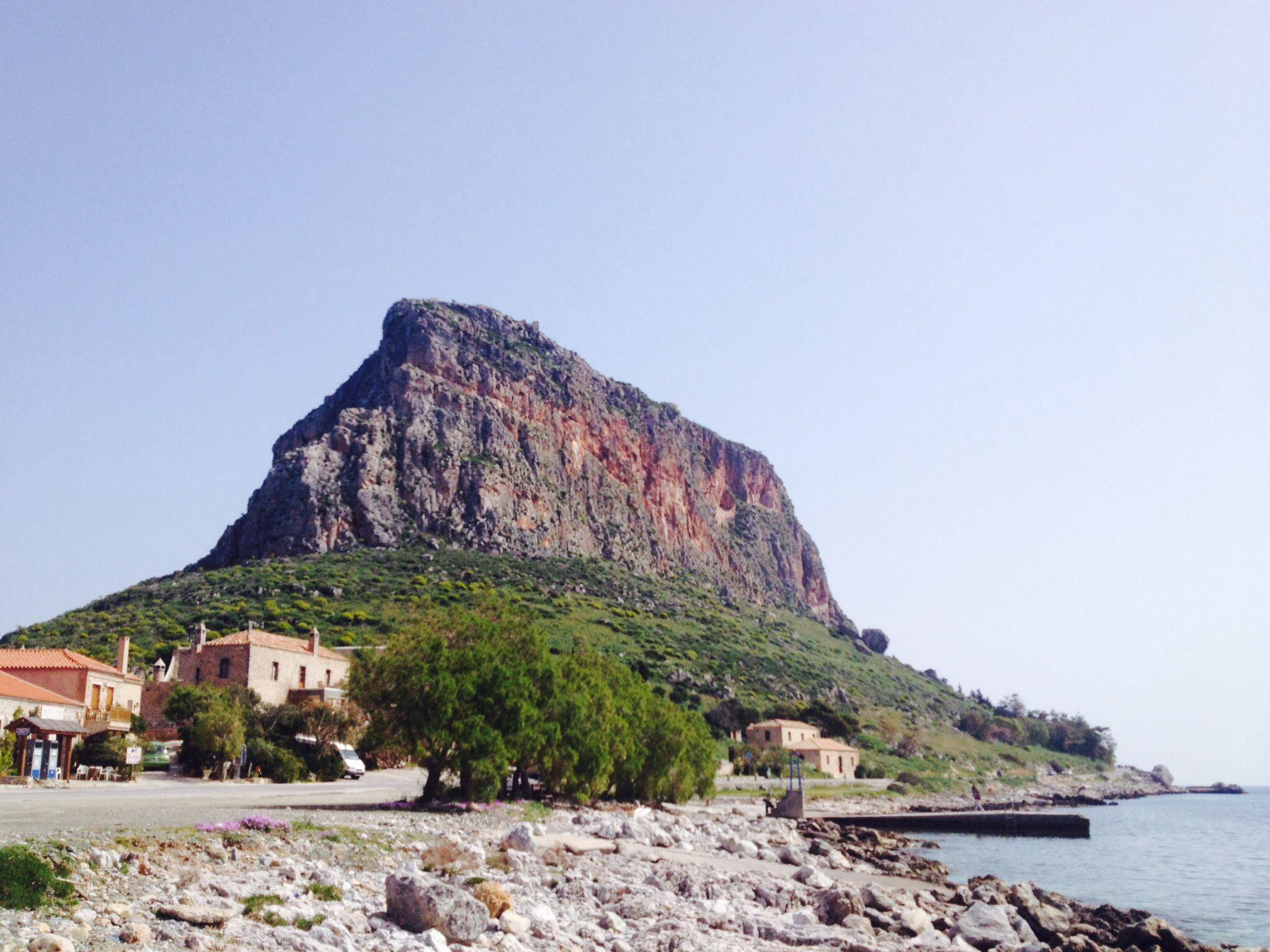 Monembasia-Peloponnesus