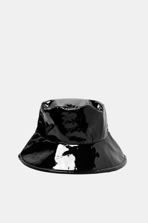 Afbeelding 2 Van Regenhoed Van Zara Cute Hats Bucket Hat Fashion Hat Fashion