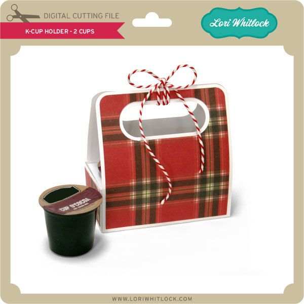 K Cup Holder 2 Cups K Cup Holders K Cup Crafts Coffee Cup Crafts