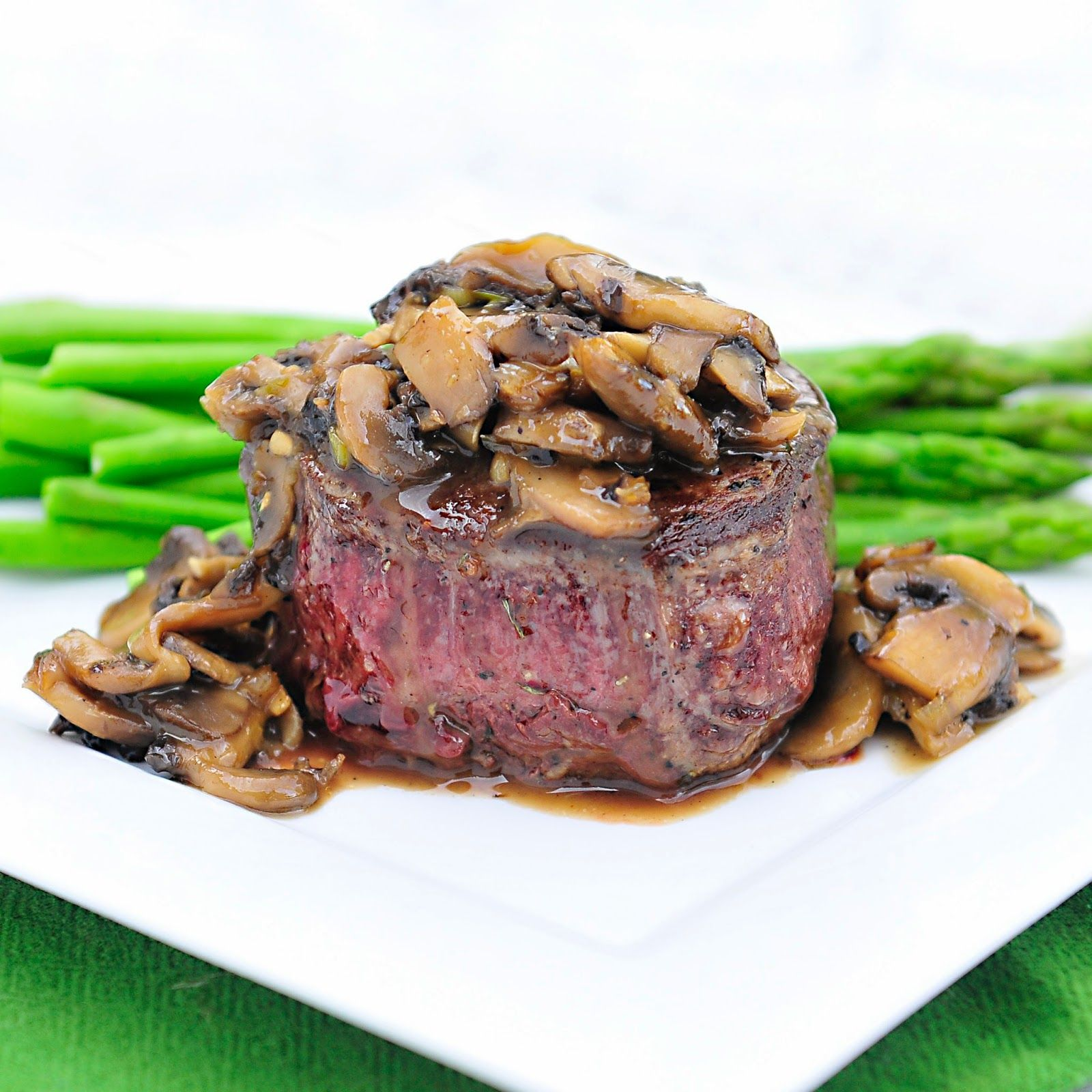 How To Cook Steak And Mushrooms In Oven
