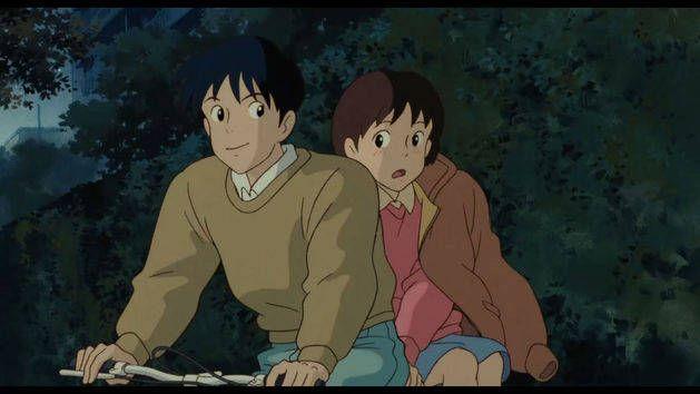 Whisper Of The Heart Disney Movies Studio Ghibli Art Studio Ghibli Background Studio Ghibli Movies Download yovoy anime live wallpaper
