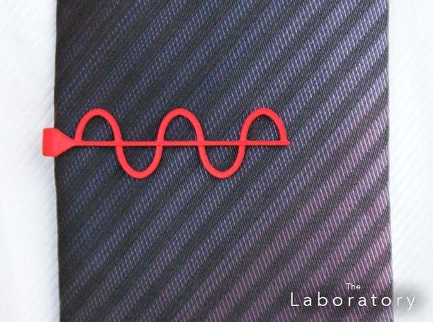 Sine Wave Tie Bar (Plastics) by Dr_B