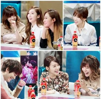 Girls Generation To Talk About Dating Rumors On Radio Star Http Www Allkpop Com Article 2014 03 Girls Genera Girls Generation Talk About Love Generation