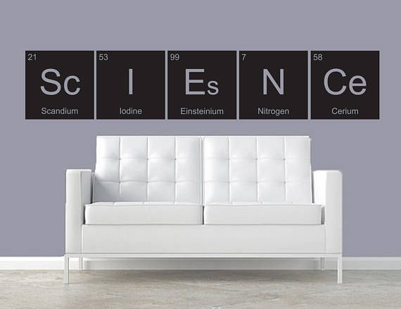 Science customizable v2 decal periodic table elements classroom science customizable v2 decal periodic table elements urtaz Choice Image