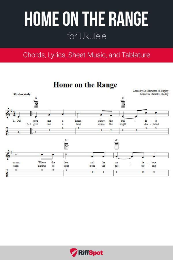 Pin by Shawn Thrash on Ukulele tabs | Sheet music, Ukulele, Ukulele songs
