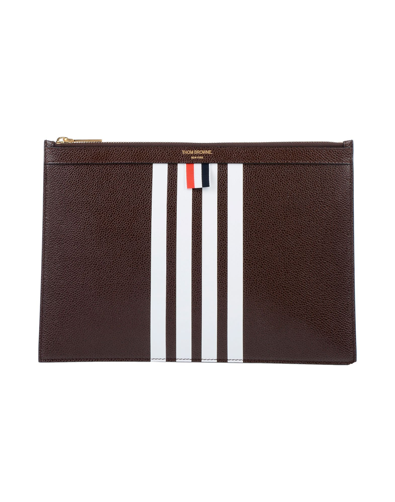 c635c0867f THOM BROWNE HANDBAGS. #thombrowne #bags #leather #clutch #hand bags ...