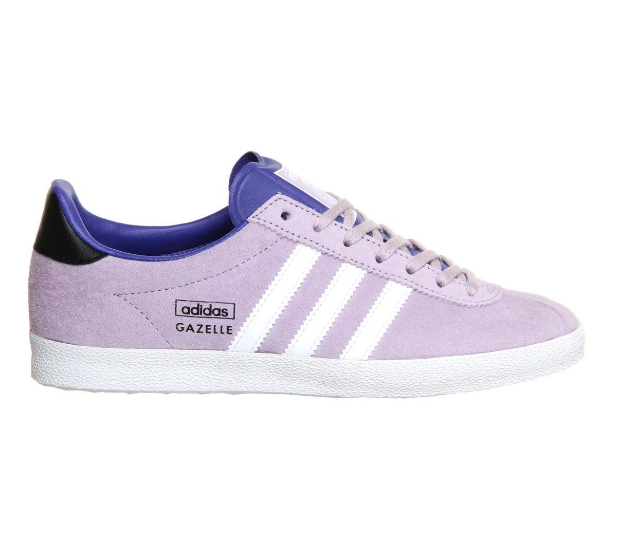 Adidas Gazelle Og W Bliss Lilla Night Hers Flash Hers Night trainers Sko 2d2786