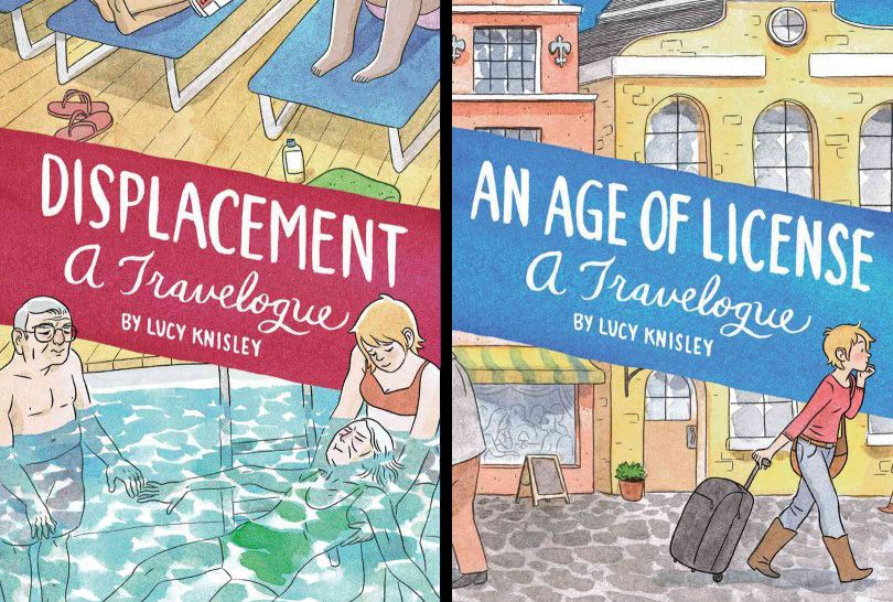 An Age of License and Displacement by Lucy Knisley
