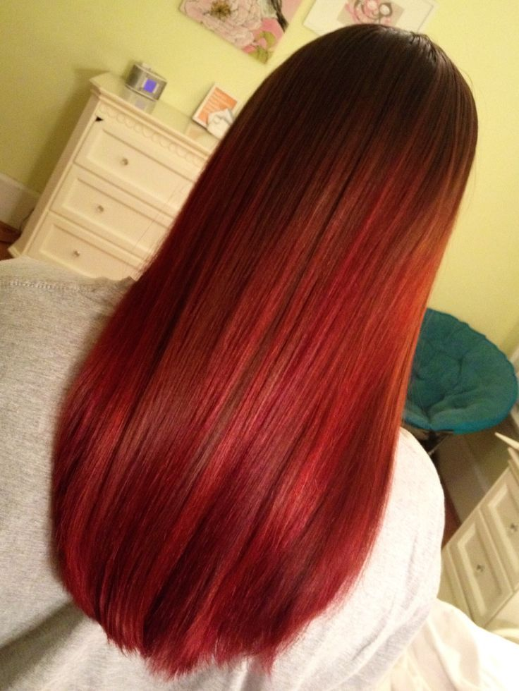 Dying Your Dark Brown Hair With Kool Aid Hair Ideas Pinterest