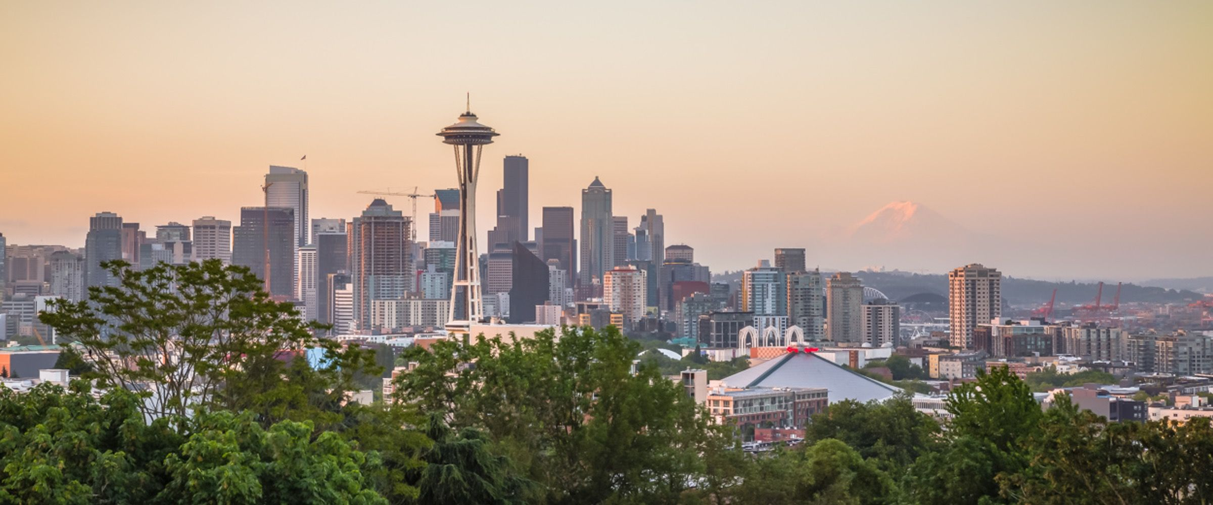 If you're looking for a three-day getaway in the United States, you cannot go wrong with the Emerald City in the Evergreen State: Seattle, Washington.