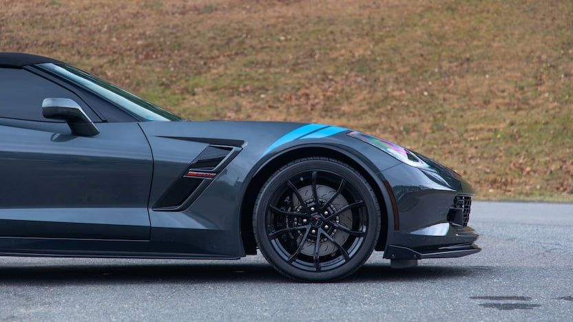 2017 Chevrolet Corvette Grand Sport Convertible M170