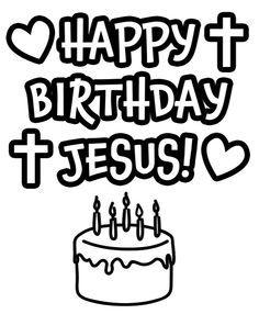 Throw Jesus A Birthday Party Mom Wife Happy Birthday Jesus Party Happy Birthday Jesus Preschool Christmas Party